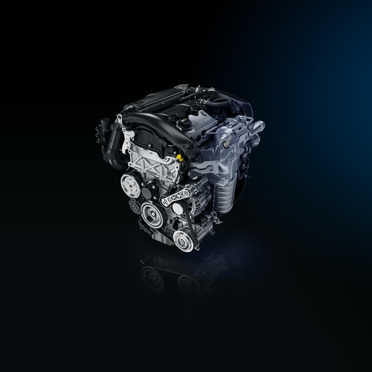 Peugeot - moteur / engine - 1.6L THP 205