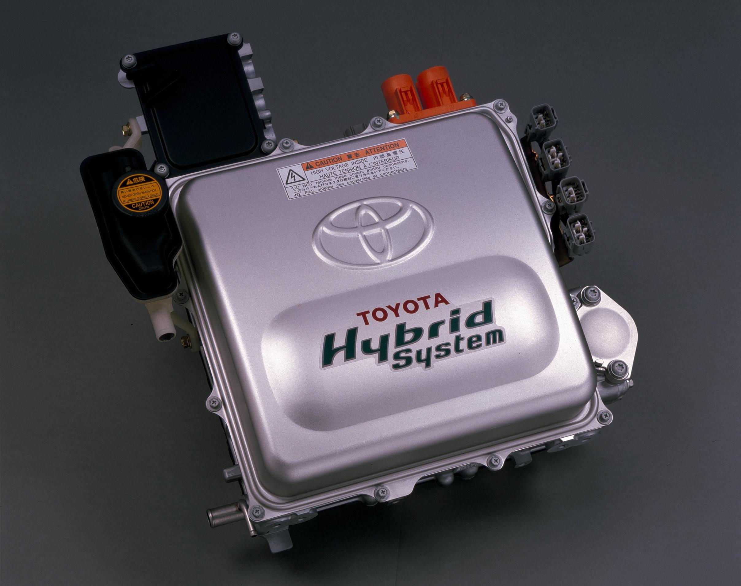 Toyota - 2000 - motor Hybrid System