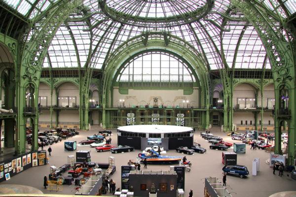 Grand Palais - Paris - Bonhams - 2018 - photo Ludo Ferrari