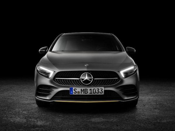 Mercedes-Benz A-Class - 2018 - front-face / face avant