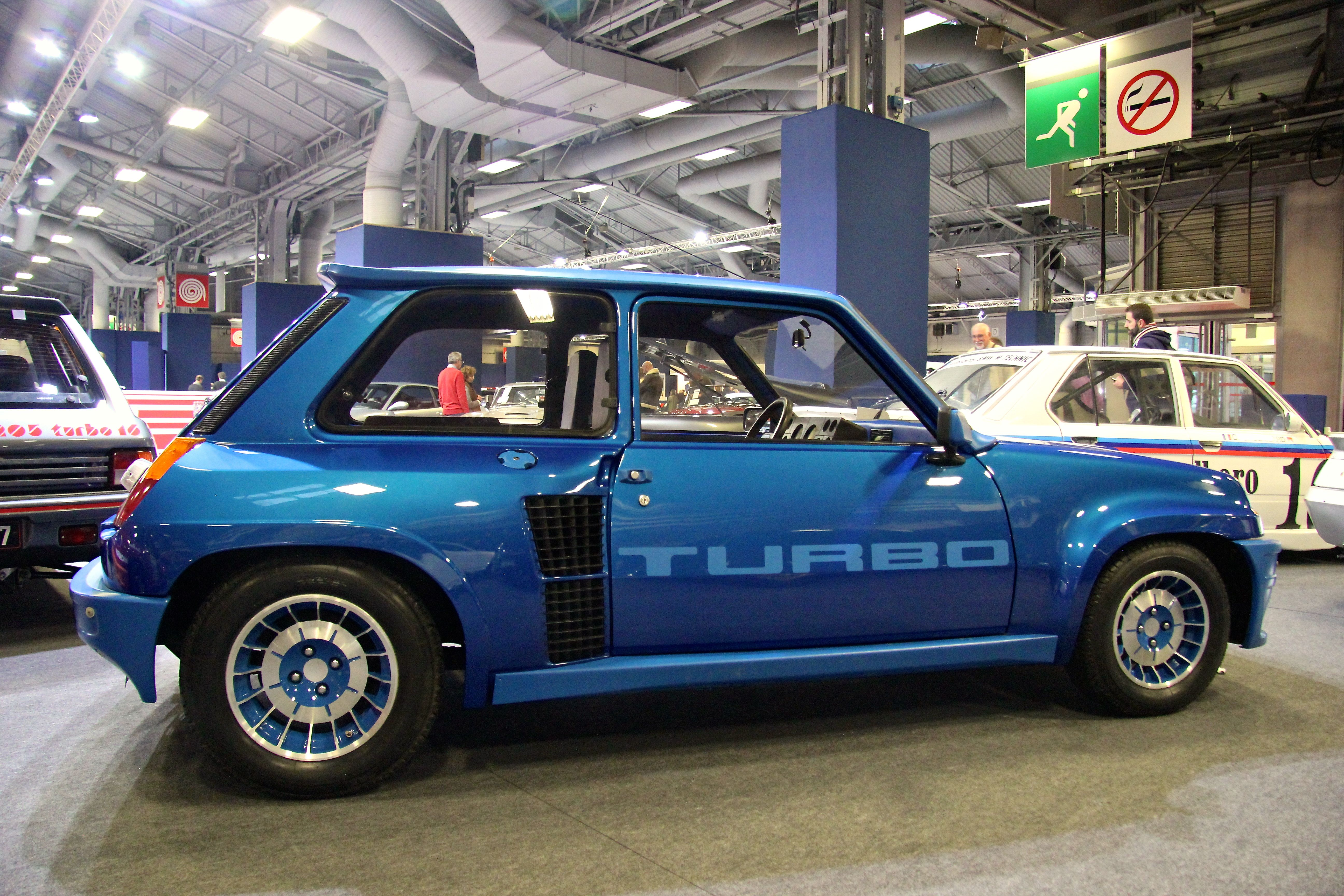 Renault 5 Turbo - 1982 - Retromobile - Artcurial - 2018 - photo Ludo Ferrari