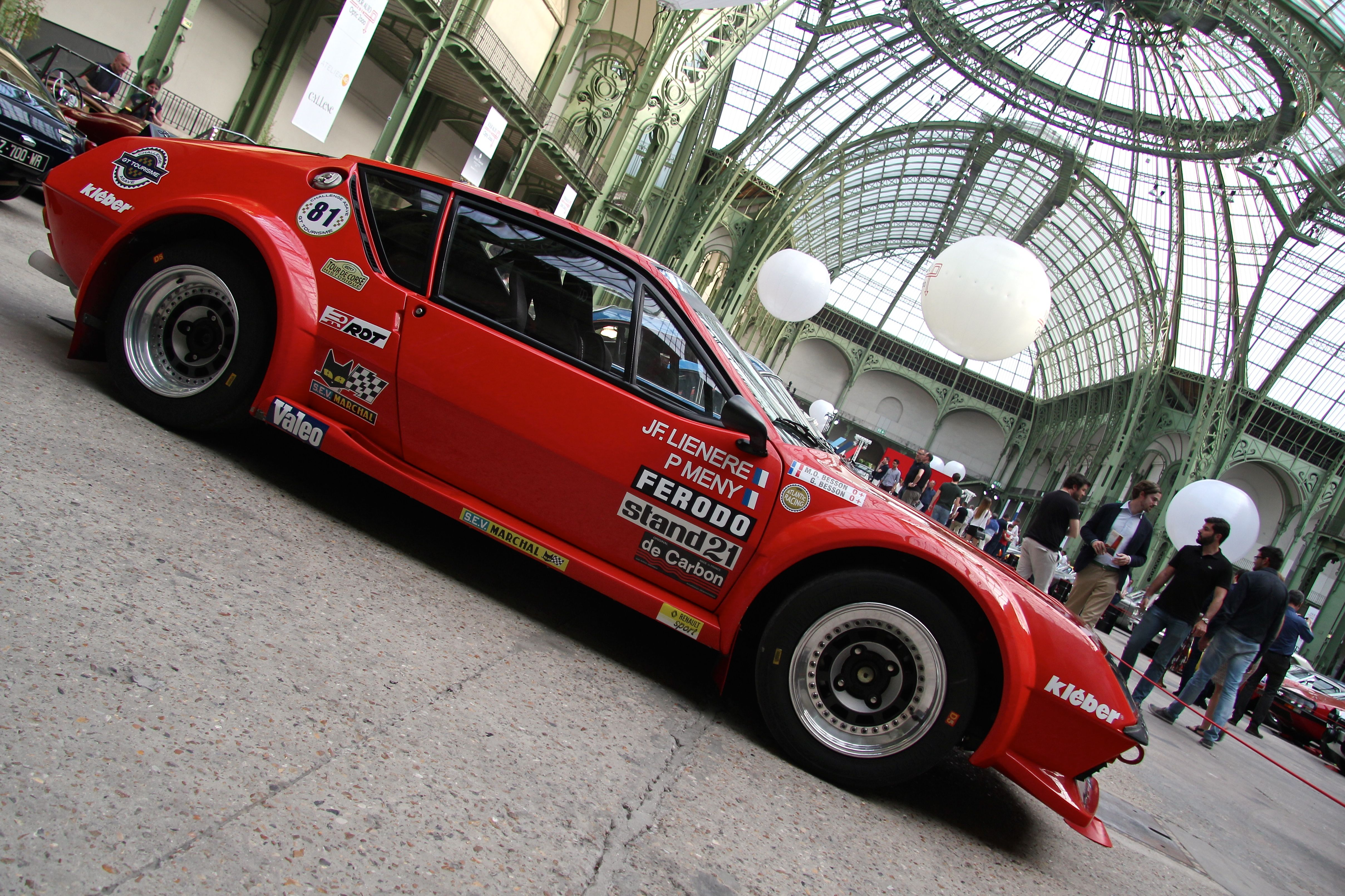 Alpine Renault A310 V6 GrIV 1979 - Tour Auto - 2018 - photo Ludo Ferrari