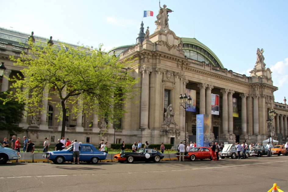 Grand Palais - Tour Auto 2018 - photo Ludo Ferrari