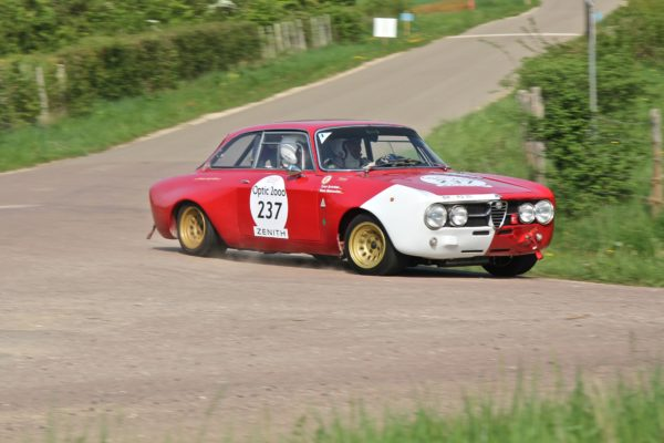 Alfa Romeo 1750 GTAm - 1968 - Tour Auto 2018 - photo Ludo Ferrari