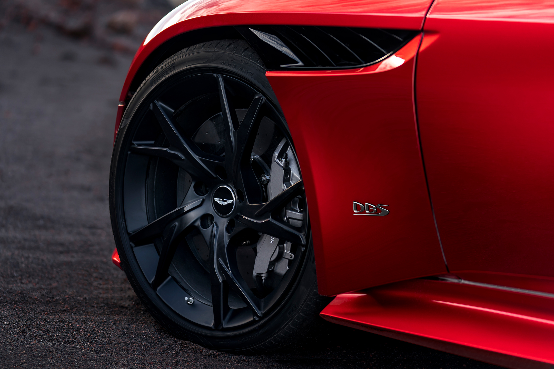 Aston Martin DBS Superleggera - 2018 - wheel / jante