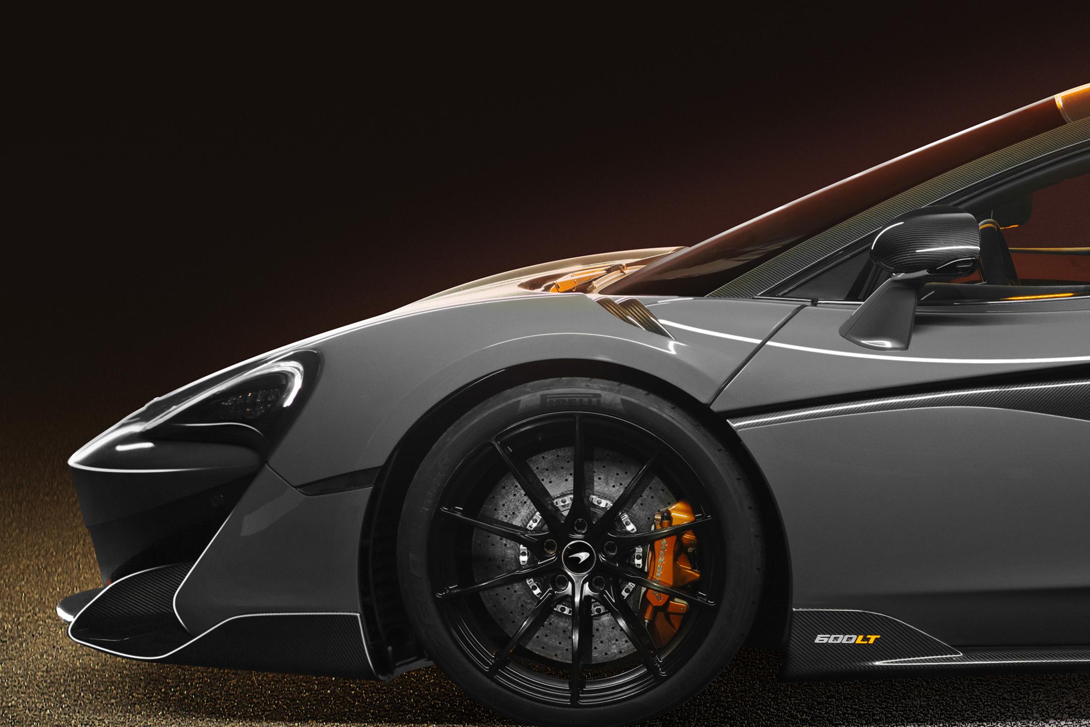 McLaren 600LT - 2018 - front wheel