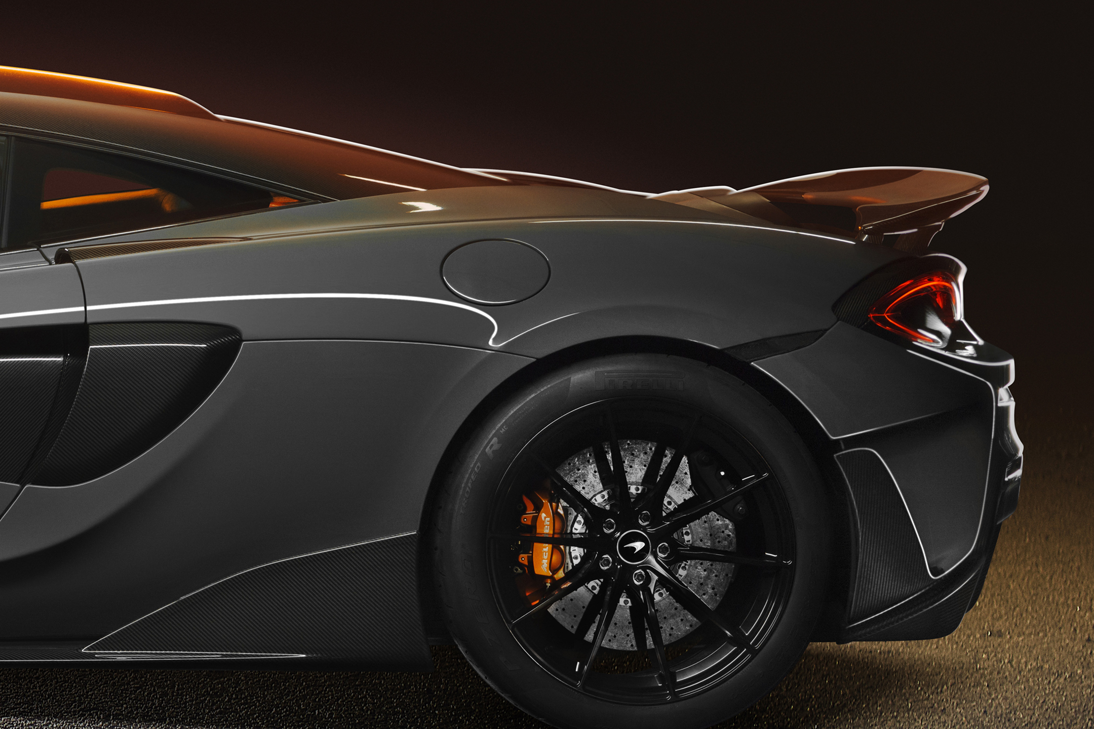 McLaren 600LT - 2018 - rear wheel