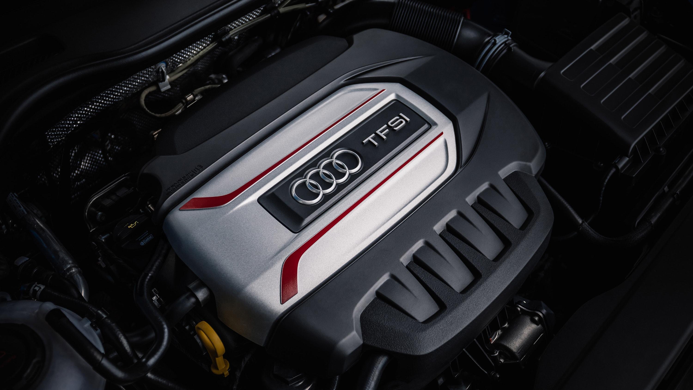 Audi TT - 2018 - TFSI - engine / moteur
