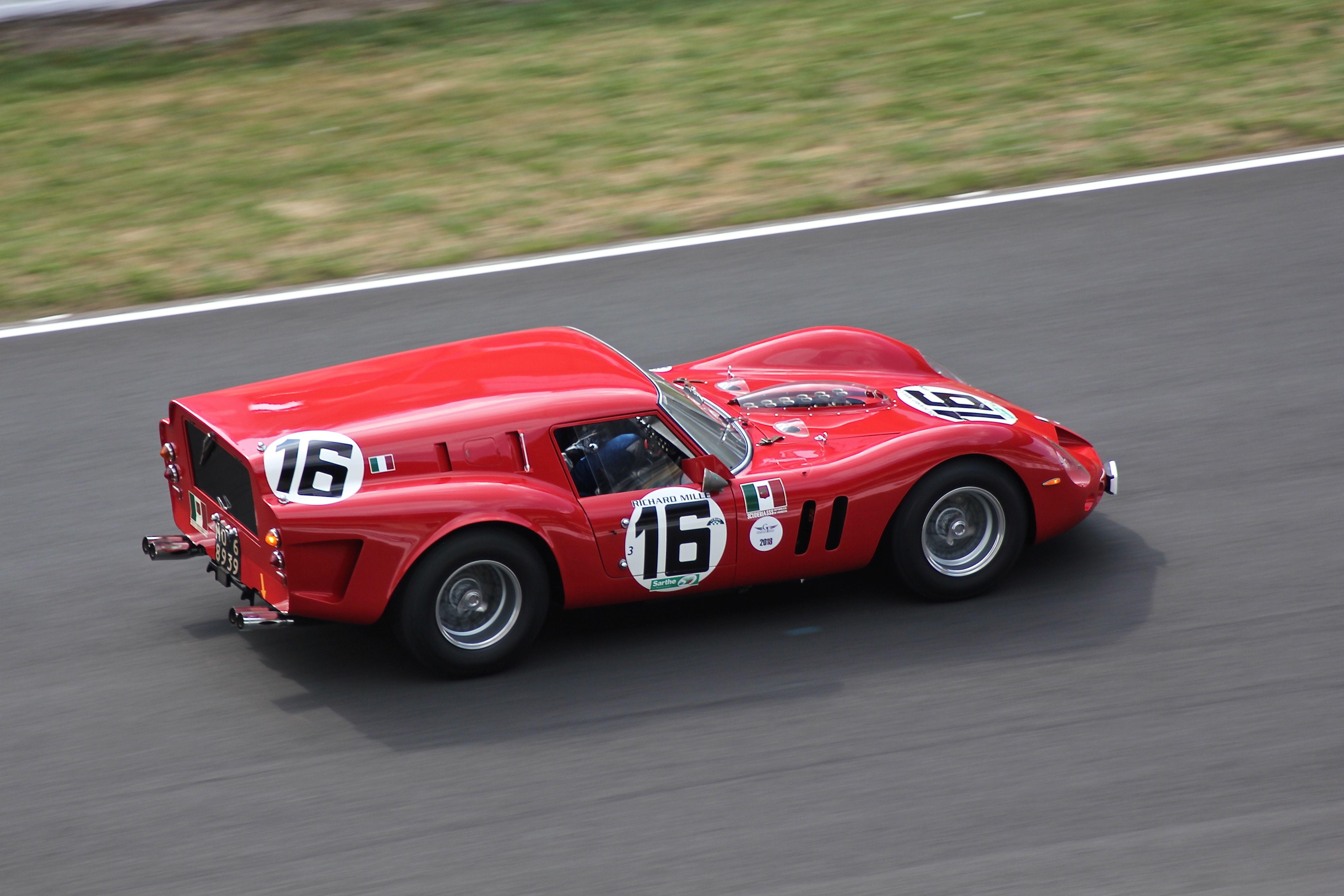 Ferrari 250GT Breadvan - 1961 - Le Mans Classic 2018 - photo Ludo Ferrari