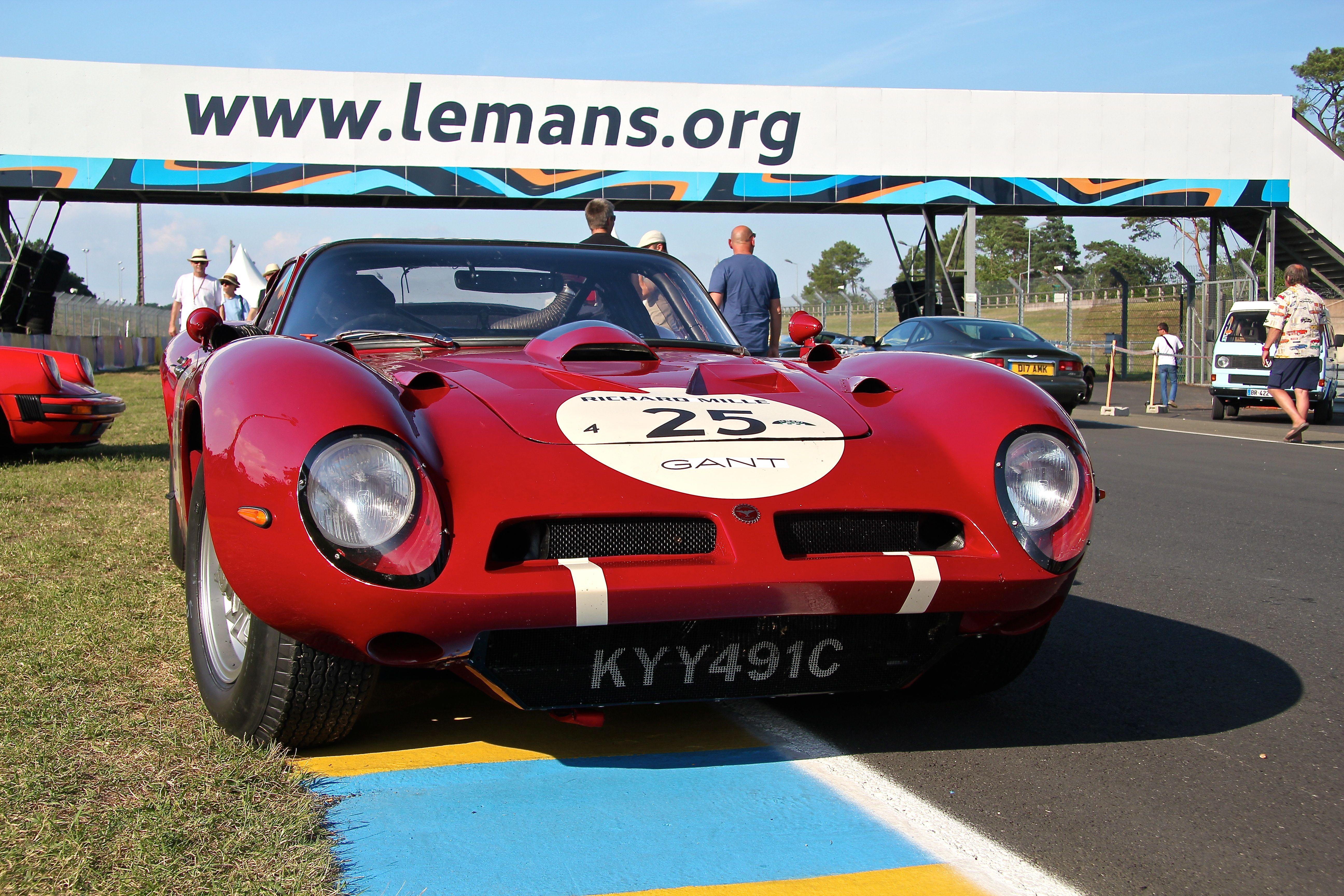 Iso A3/C Grifo Competizione - 1965 - Le Mans Classic 2018 - photo Ludo Ferrari