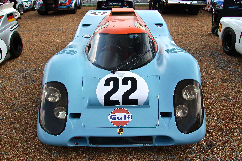 Porsche 917K - 1970 - Le Mans Classic 2018 - photo Ludo Ferrari
