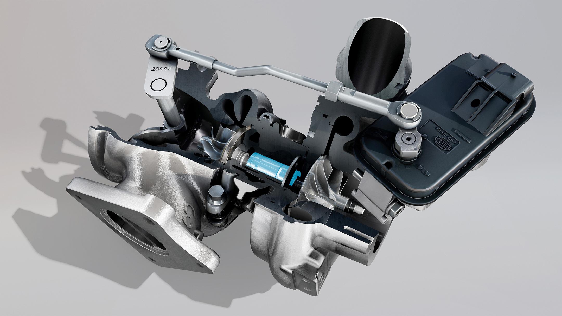 Renault Megane R.S. Trophy - 2018 - ceramic ball bearing system / pallier sur roulement à billes céramiques