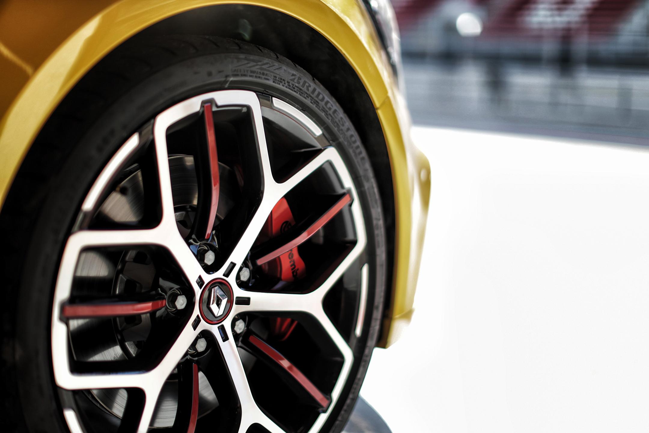 Renault Megane R.S. Trophy - 2018 - wheel / jante