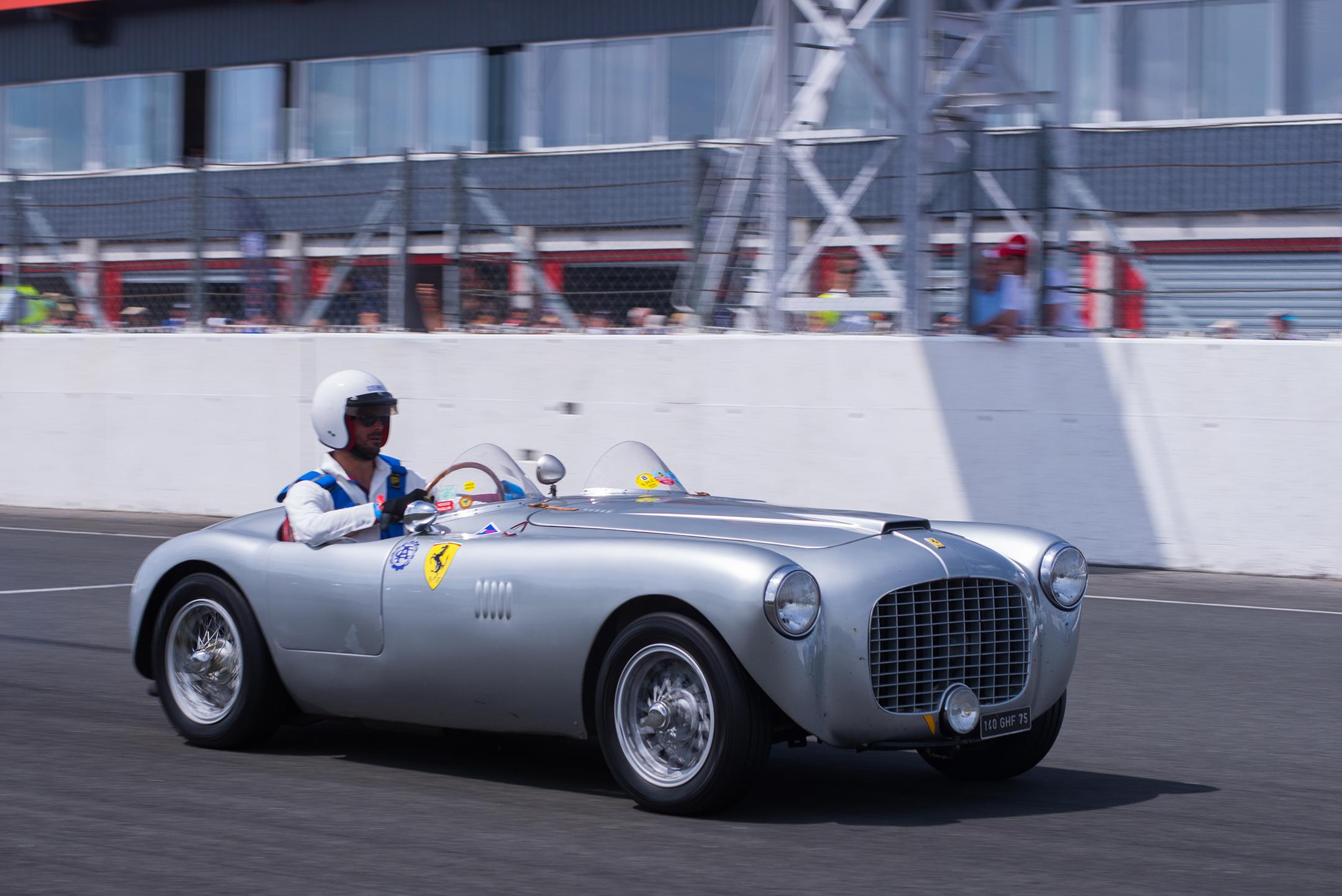 Ferrari 212 Export - Sport et Collection 2018 - photo Benjamin Rouland
