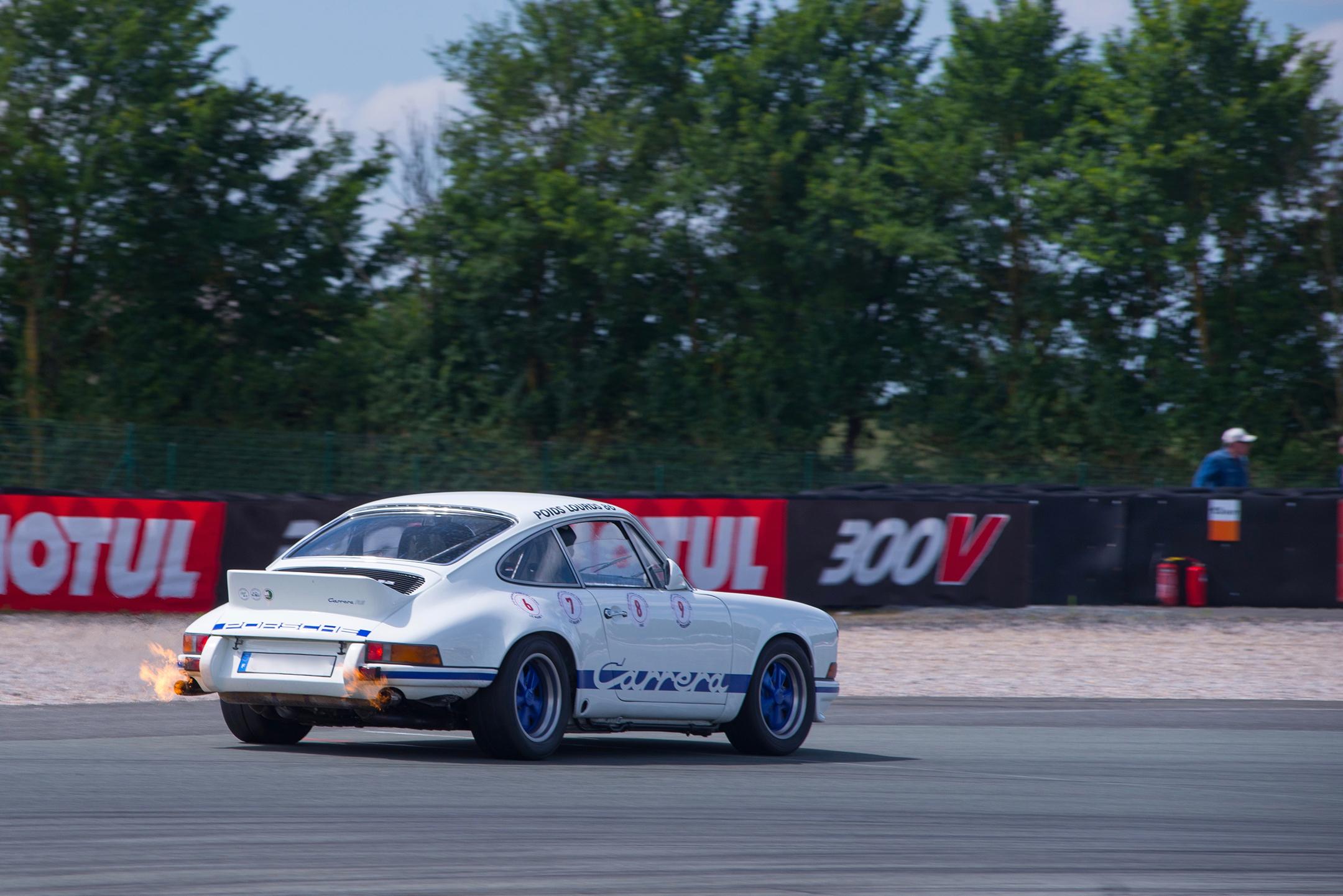 Porsche 2.7 RS - Sport et Collection 2018 - photo Benjamin Rouland