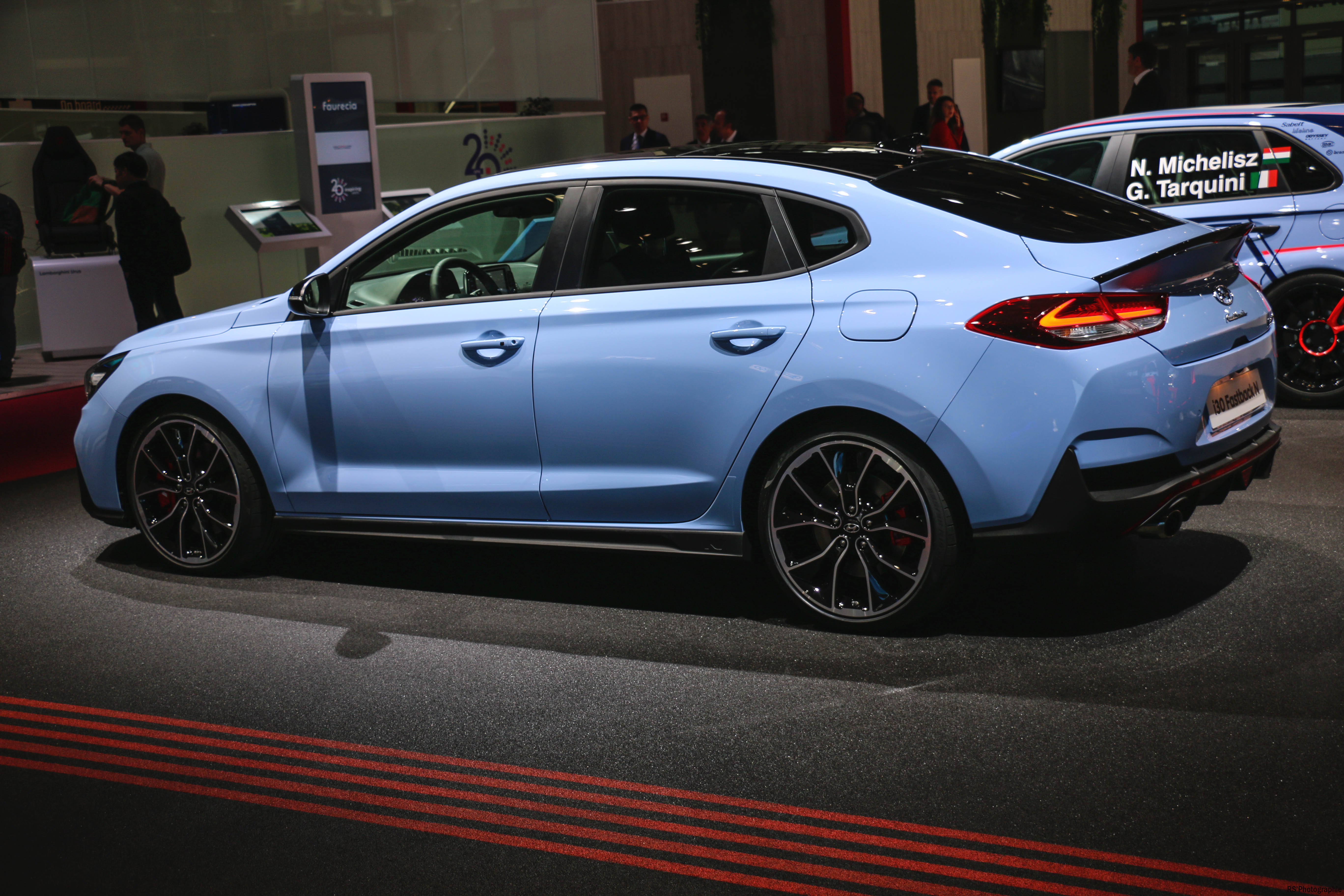 Hyundai i30 Fastback N - Paris Motor Show - 2018 - Mondial Auto - photo by Arnaud Demasier RS Photographie