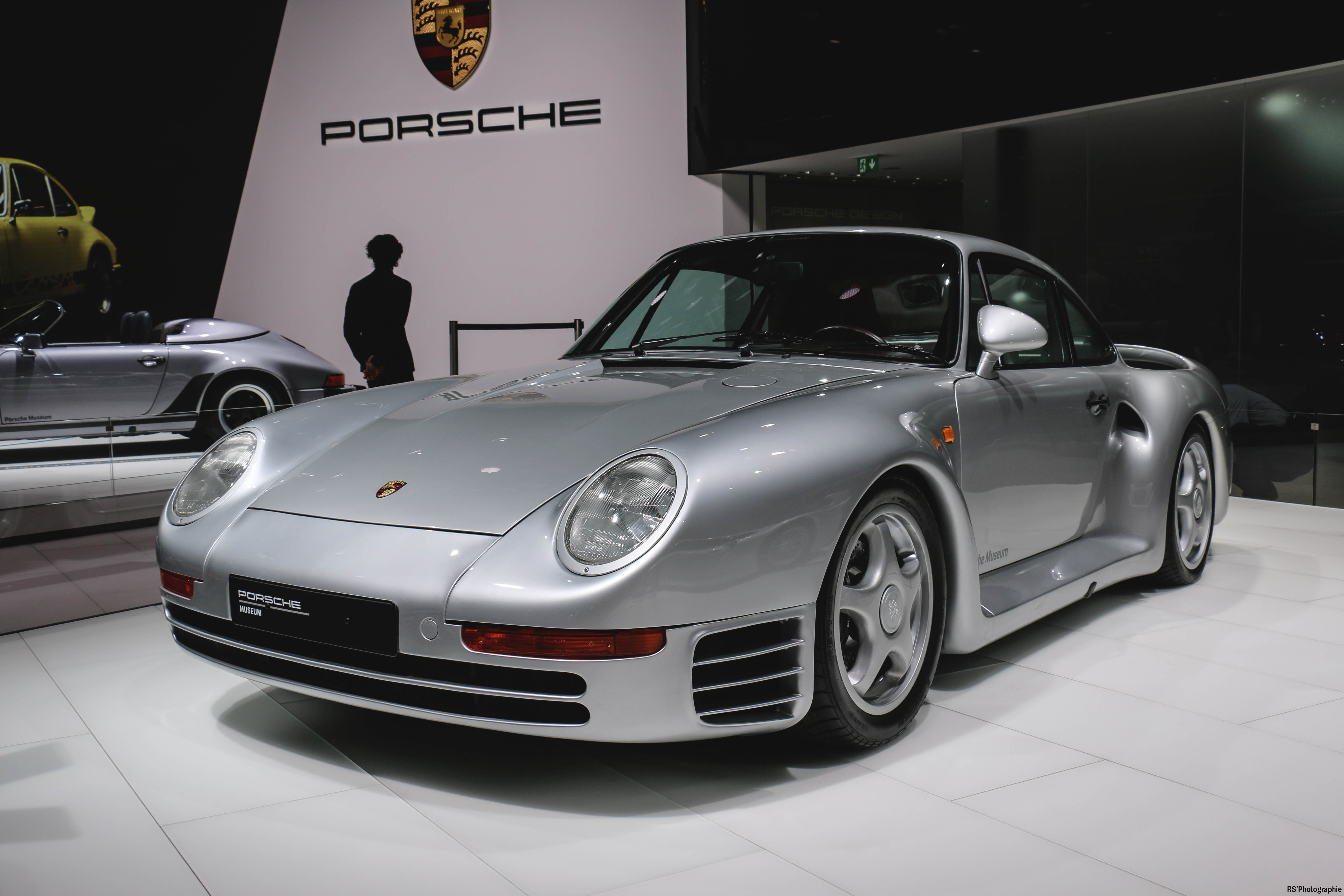 Porsche 959 - Paris Motor Show - 2018 - Mondial Auto - photo by Arnaud Demasier RS Photographie