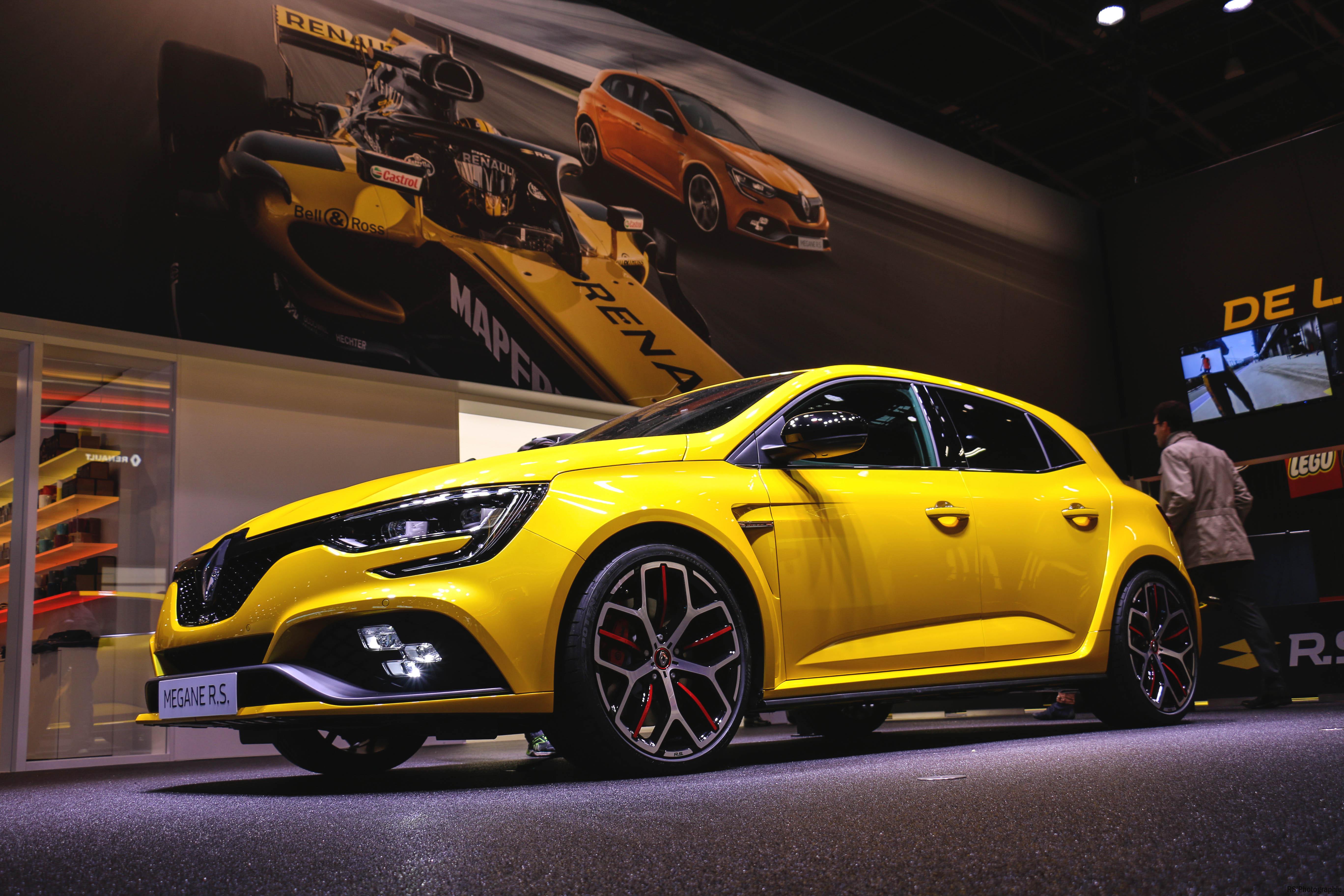 Renault Megane R.S. Trophy - Paris Motor Show - 2018 - Mondial Auto - photo by Arnaud Demasier RS Photographie
