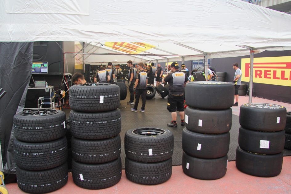 24h Spa 2019 point de vue Pirelli