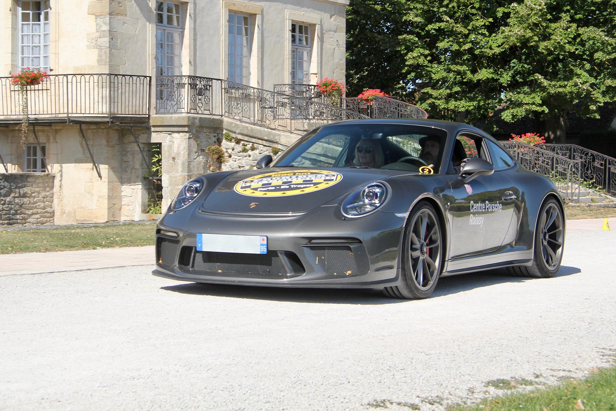 Porsche 991 GT3 Touring - Magnus Walker - pause photography - Prorider GT Cruising - 2019 - photo Ludo Ferrari