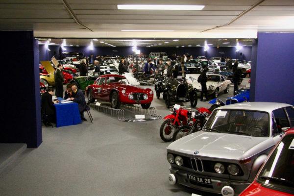 aperçu / preview - collection - Artcurial Motorcars - Automobiles sur les Champs - 2019 - photo Ludo Ferrari