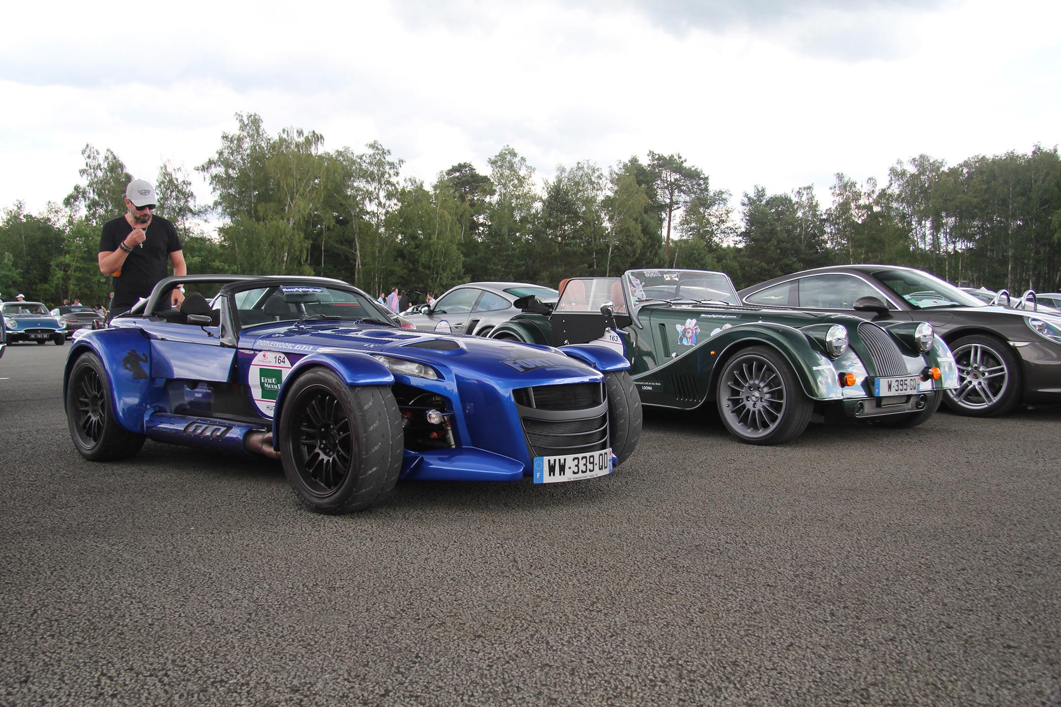 Donkervoort GTO - Rallye du Coeur 2020 - photo Ludo Ferrari