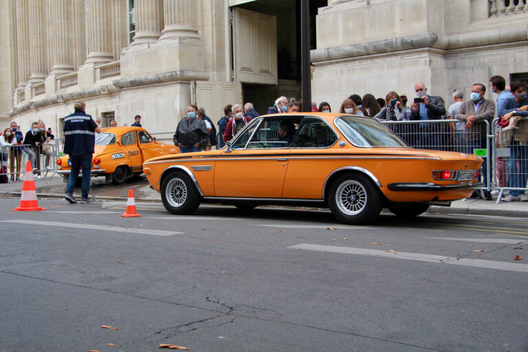 Photos du Tour Auto 2020 : roadto, préparatif du départ, exposition Grand Palais
