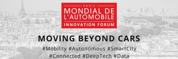 Mondial de l'Automobile 2016 Innovation Forum - cover