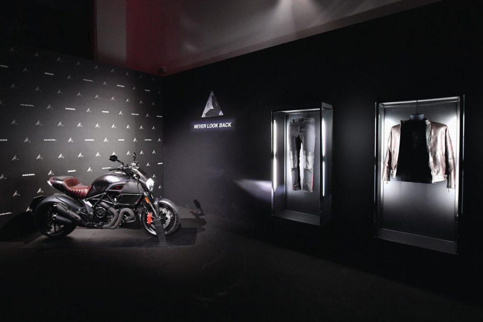 Ducati Diavel Diesel - 2017 - cover