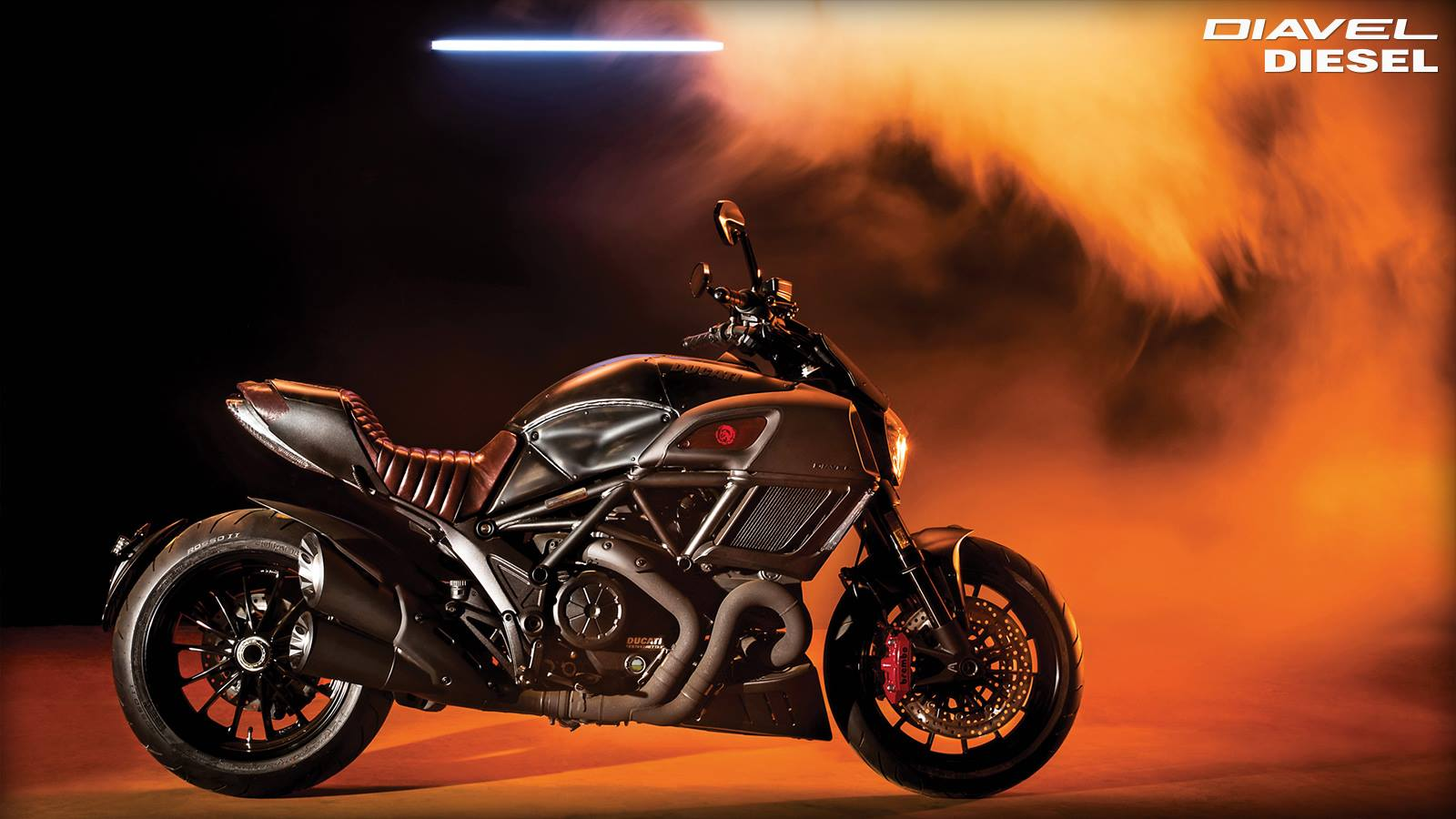 Ducati Diavel Diesel - 2017 - side-face / profil