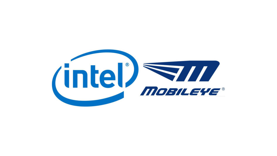 Intel - Mobileye - 2017 logotypes