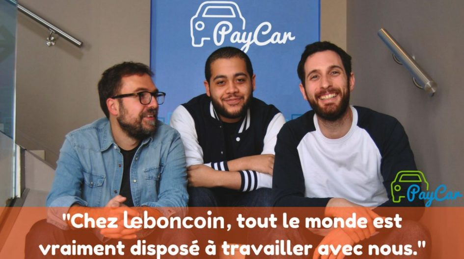start Team PayCar - cover