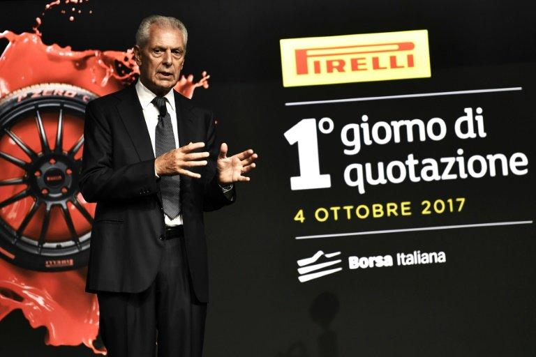 Pirelli - 2017 - Borsa Italiana
