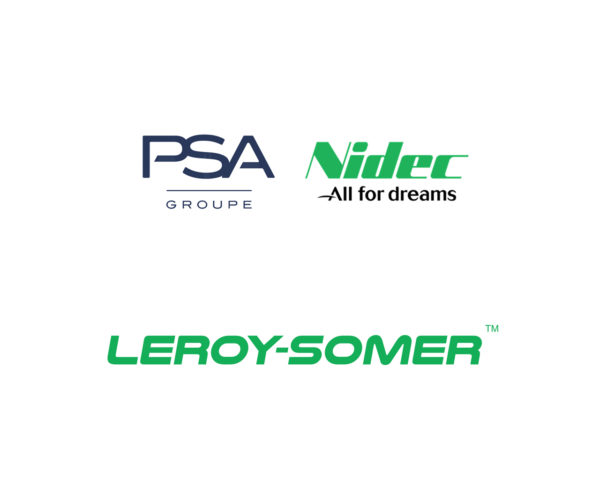 Groupe PSA - Nidec Leroy-Somer - Team up - 2017 - cover