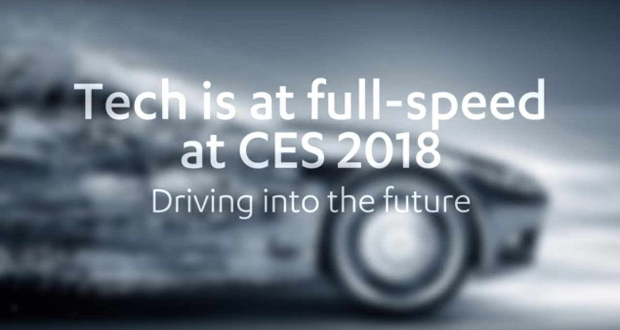 Road to CES 2018 Automotive : planning keynotes des acteurs Automobile, équipementier, hardware & tech.