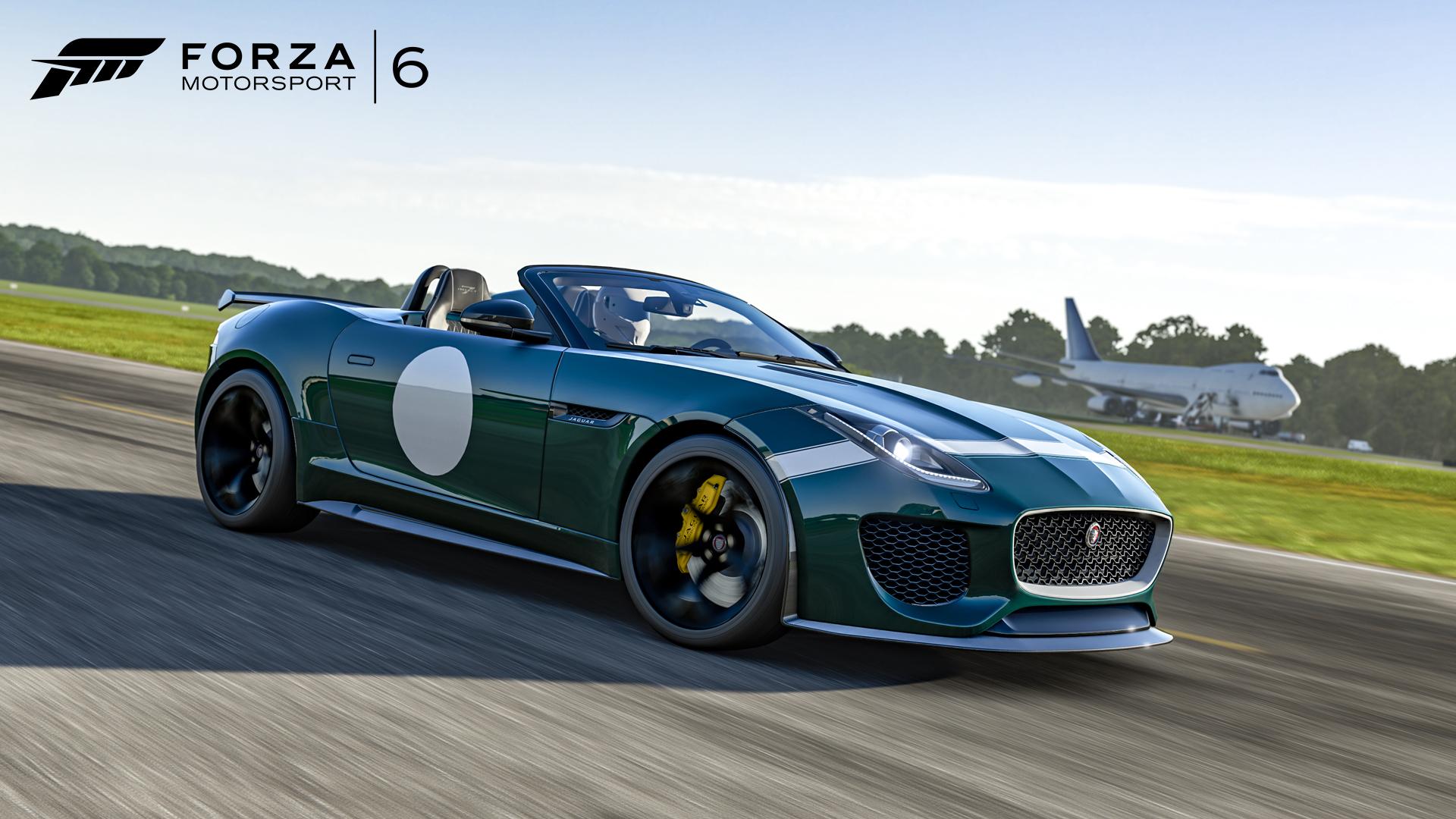 2016 Jaguar F Type Project 7