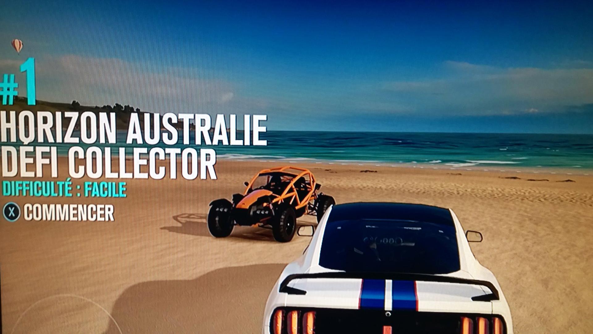 Forza Horizon 3 - demo - screen - defi Ariel Nomad