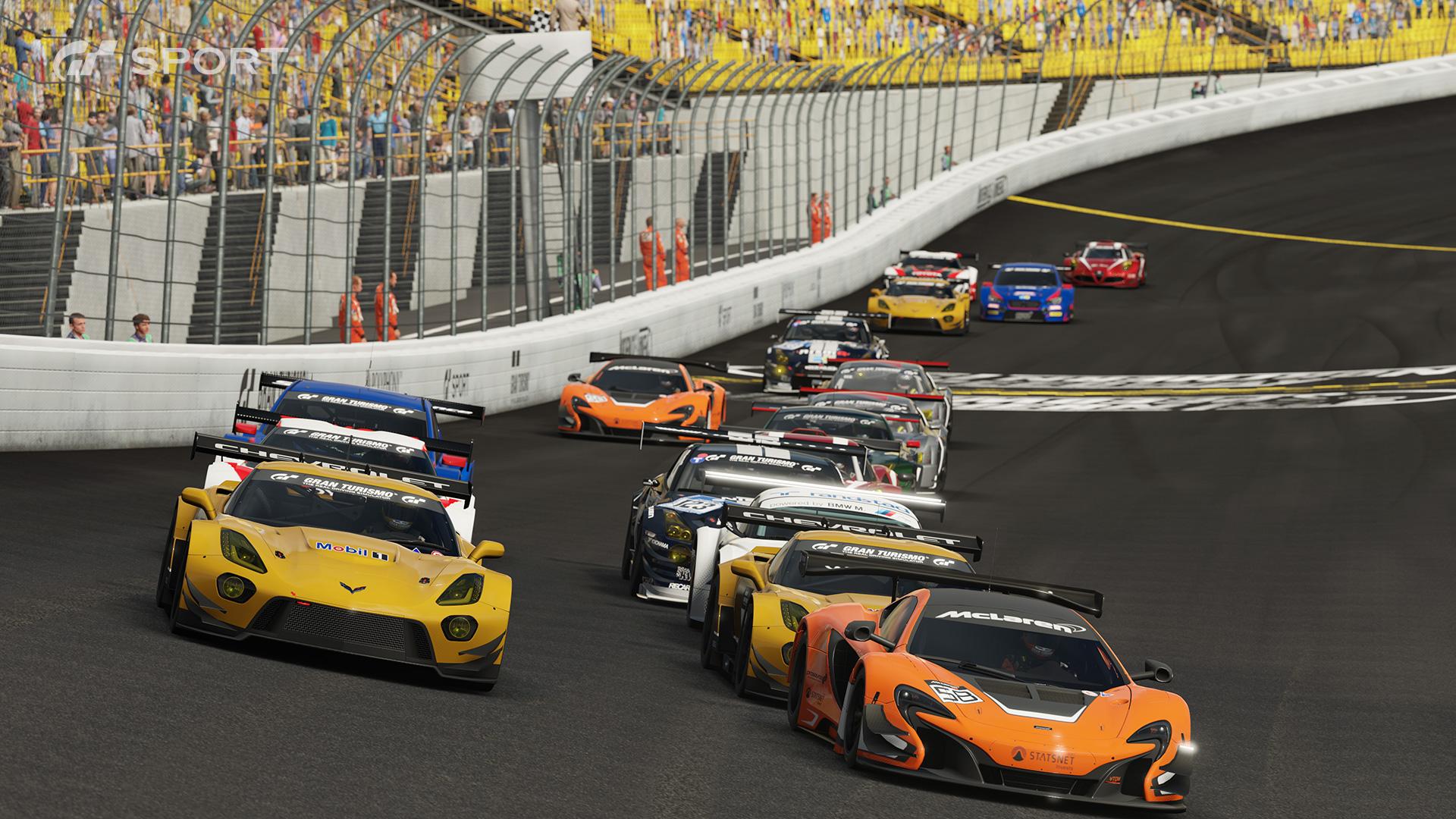 Gran Turismo Sport quelques voitures en images
