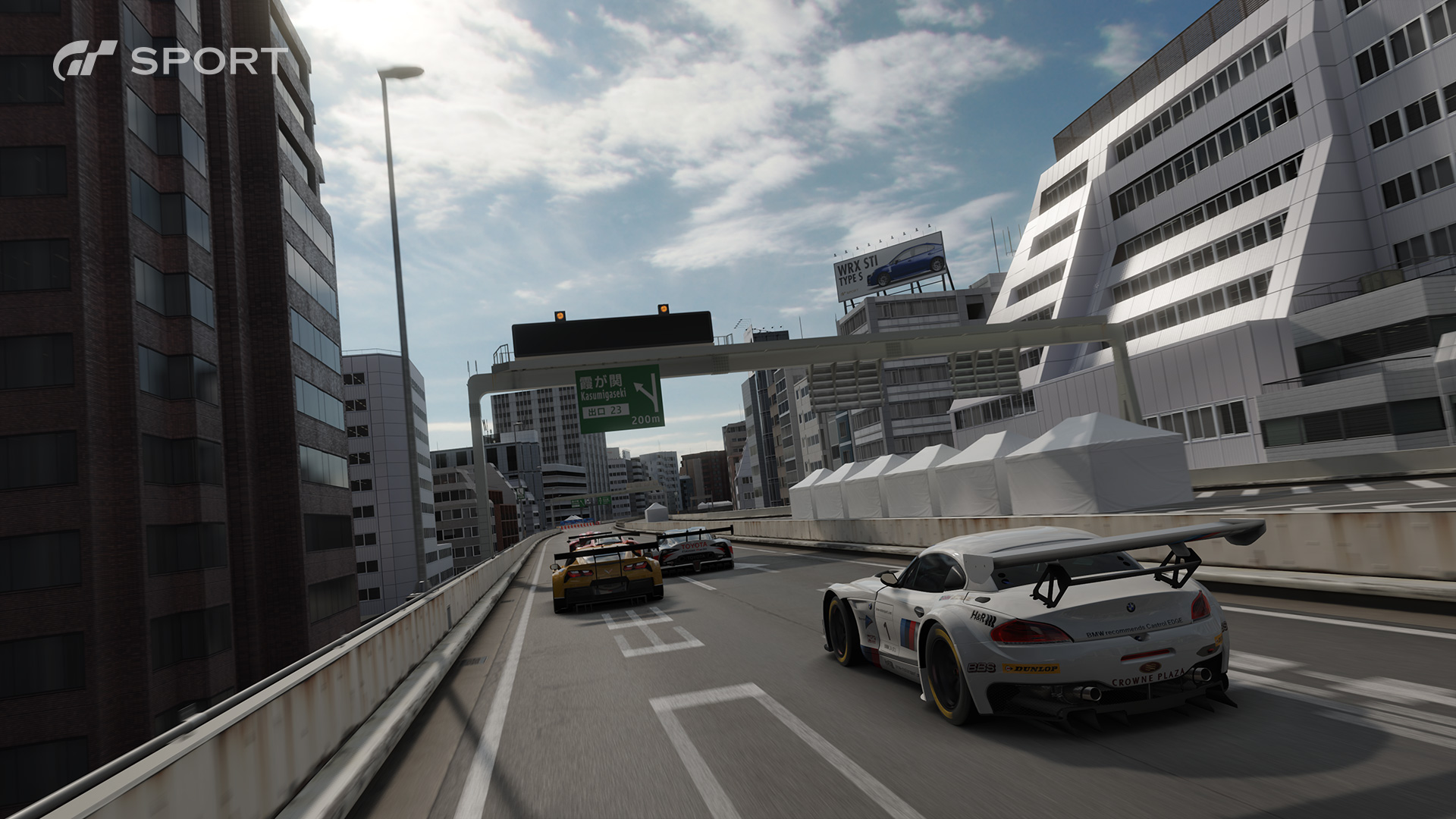 GTSport - Race Tokyo Express way - BMW