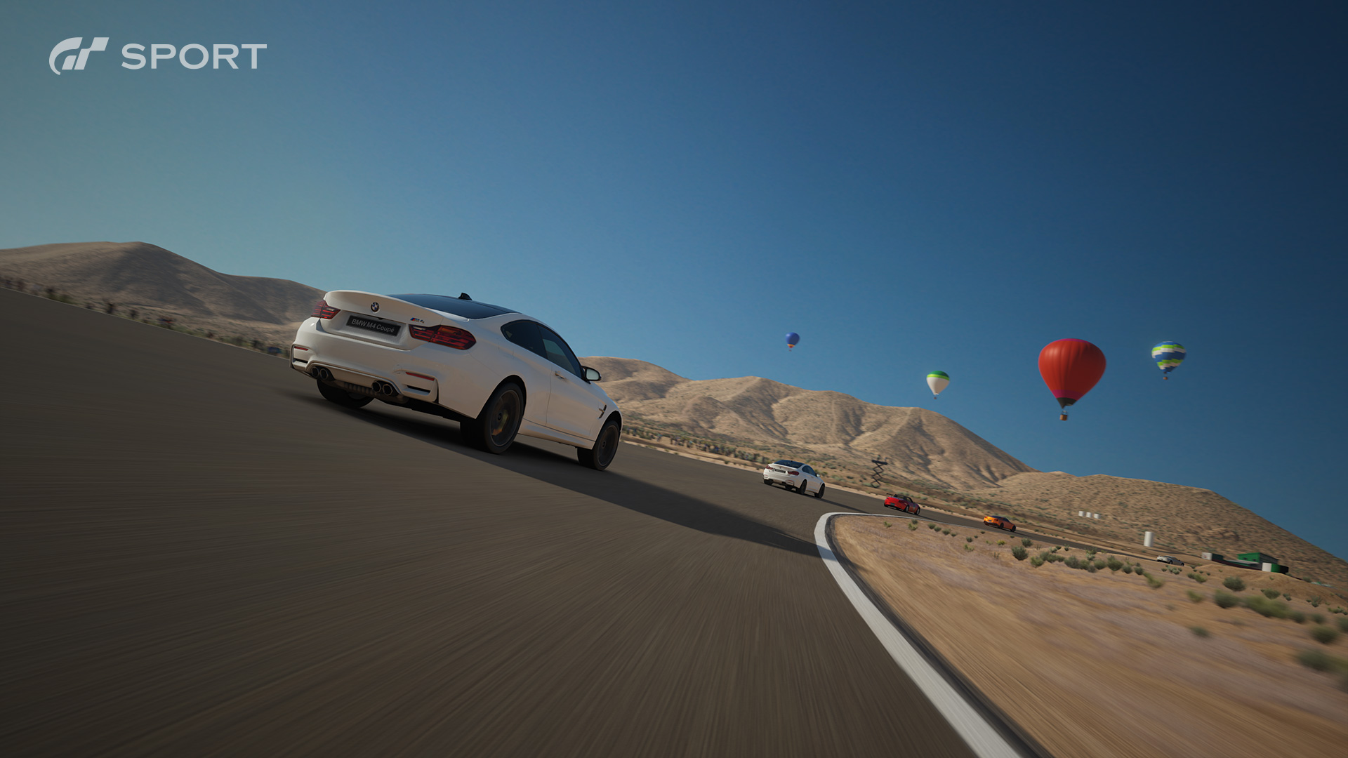 GTSport - Race Willow Springs Big Willow - BMW