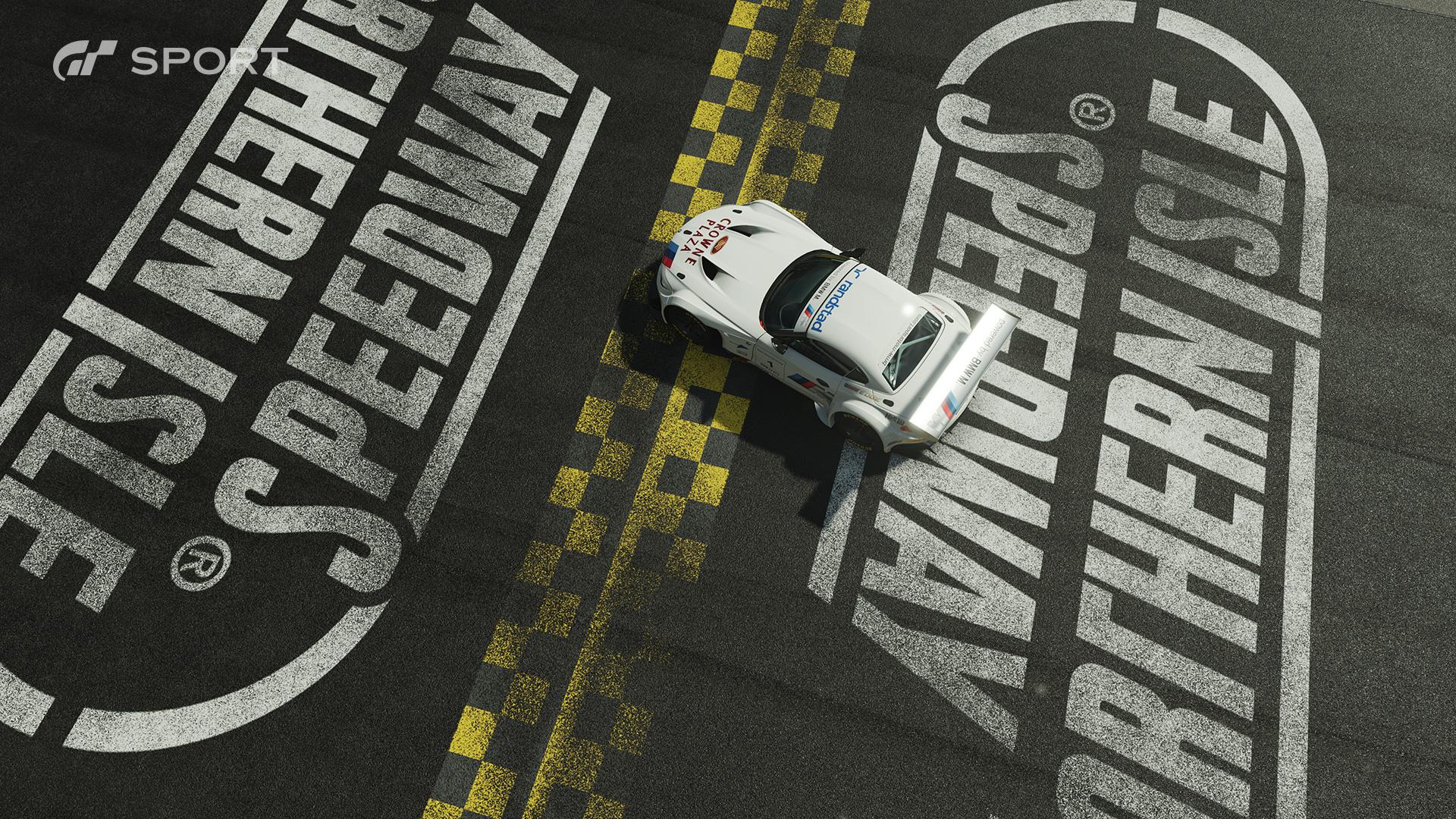 GTSport - Track Northern Isle Speedway - BMW M