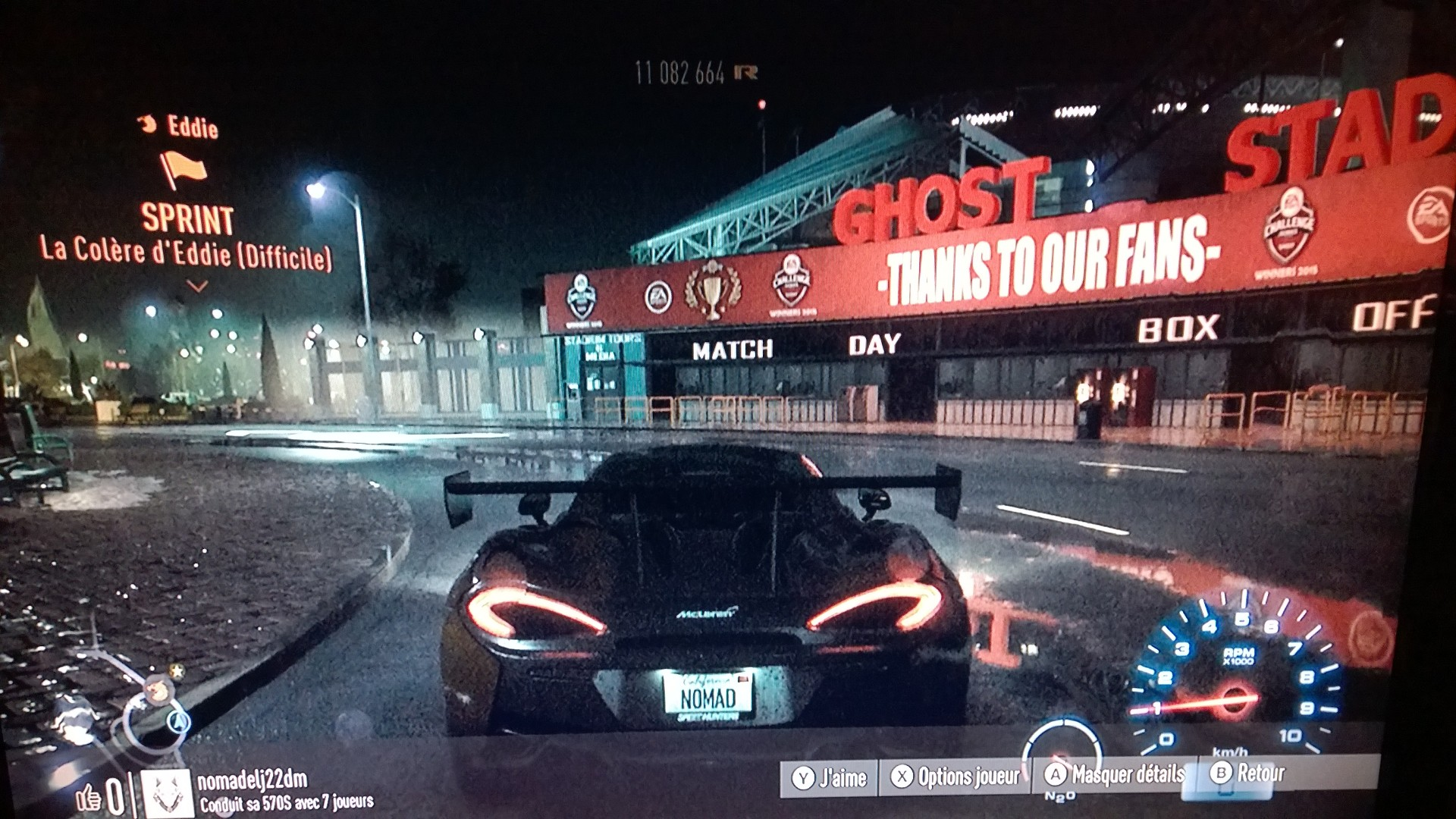 NFS 2015 - Thanks Ghost Games team!