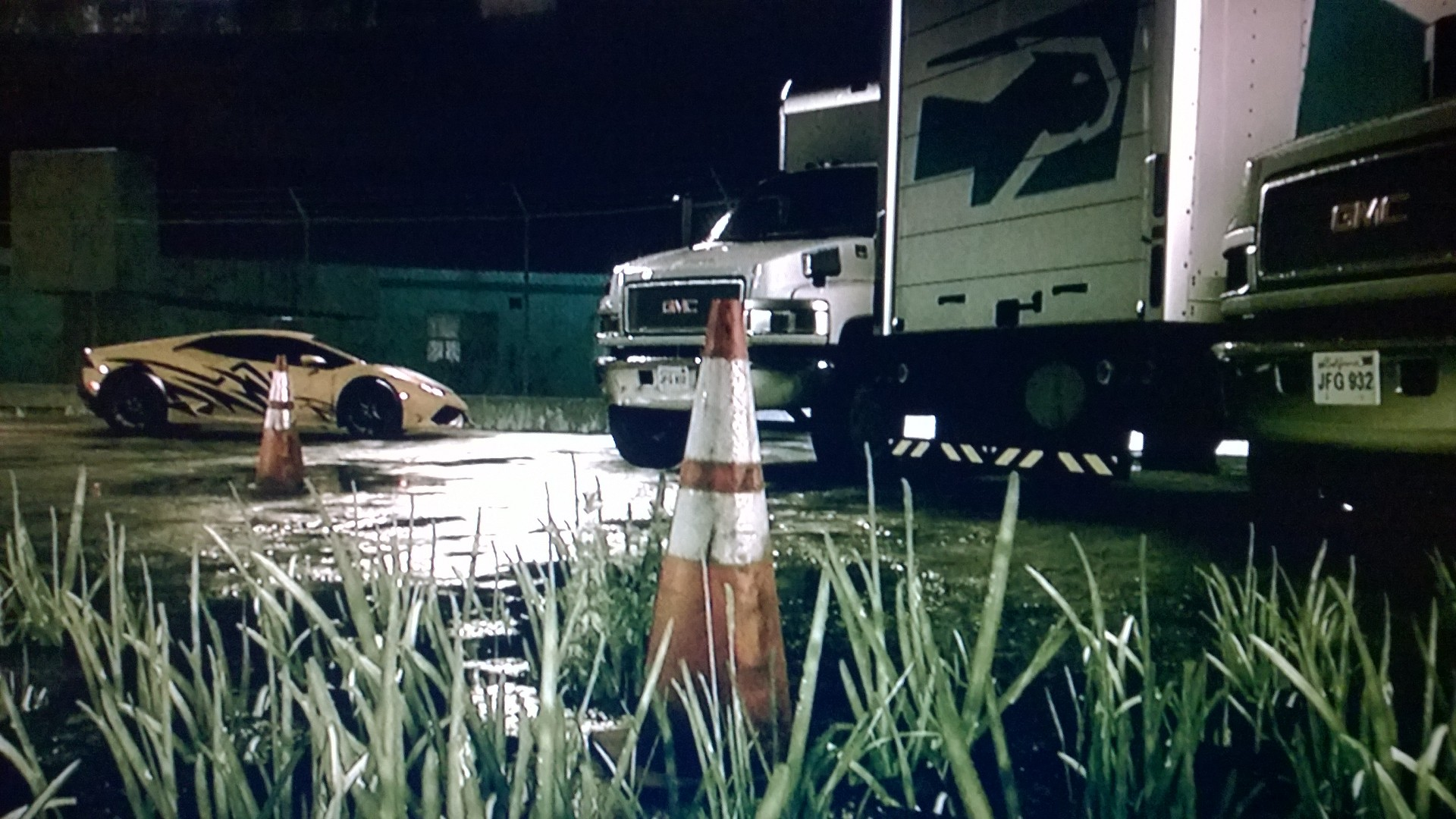 NFS 2015 - pause camion