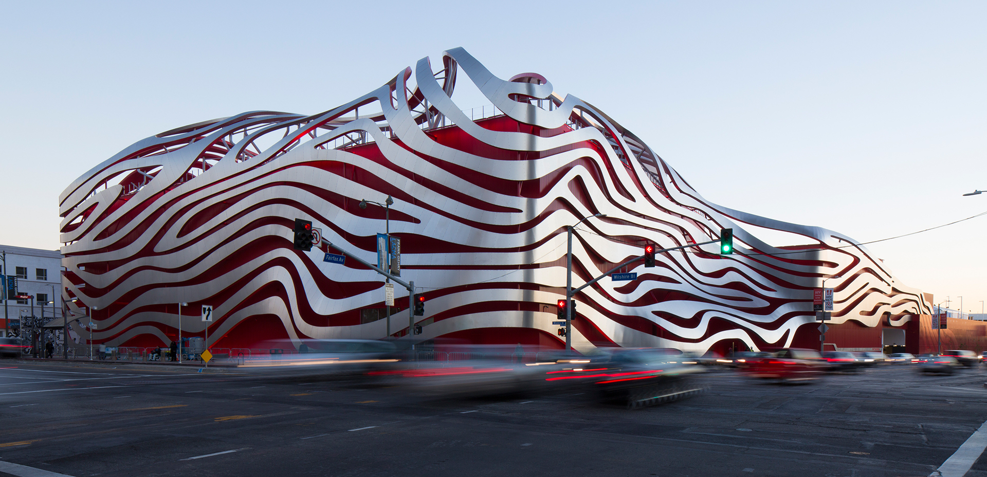 Petersen Automotive Museum - photo by David Zaitz