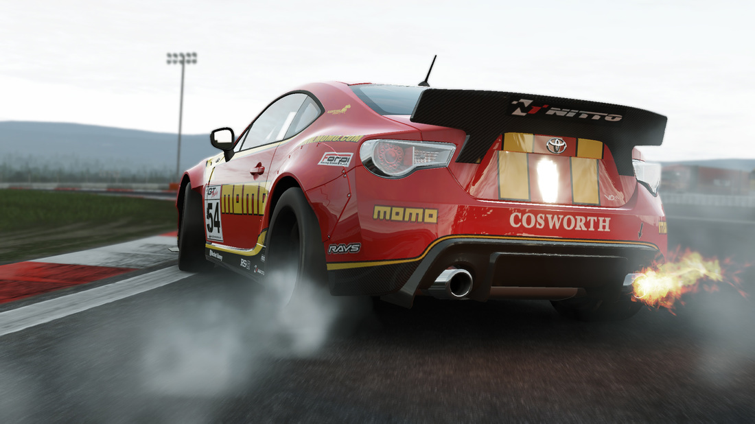 Project CARS - Toyota GT-86 Rocket Bunny GT - 2015 Japanese Car Pack