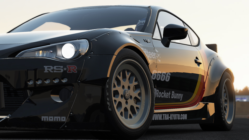 Project CARS - Scion FR-S Rocket Bunny - 2015 Japanese Car Pack