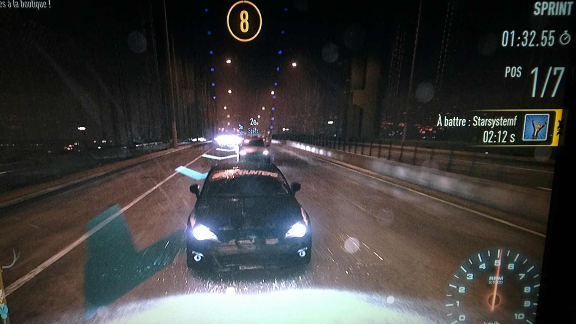 Need for Speed - screen photo - challenge