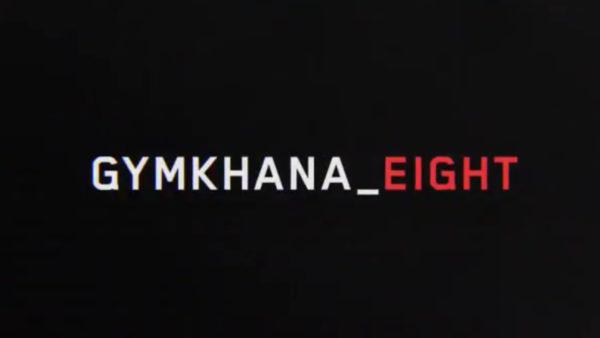 Gymkhana EIGHT - teaser 2016
