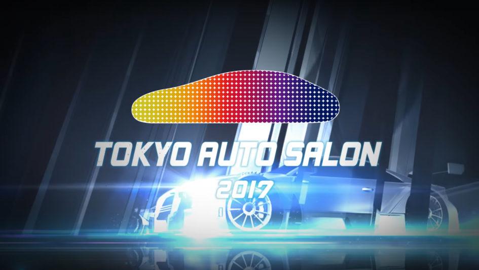 Tokyo Auto Salon 2017 - cover