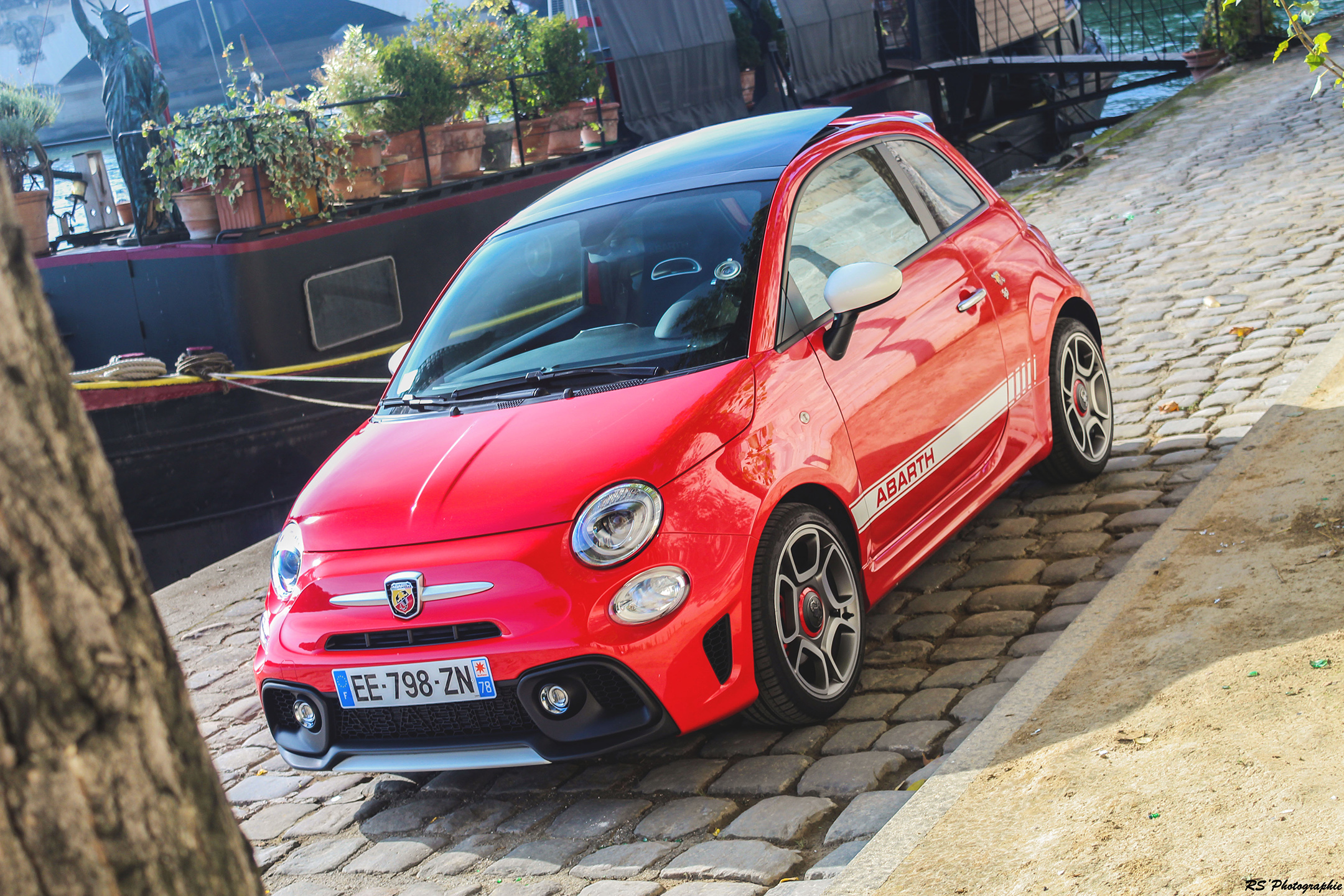 abarth-595-profil-side-arnaud-demasier-rsphotographie